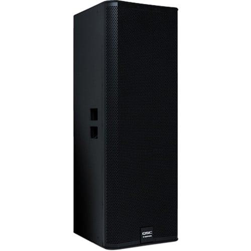 "QSC E215 4000w Dual15"" Two-Way Passive Speaker"