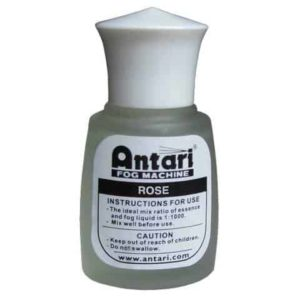 Antari Rose Fog Scent (1 bottle per 25L of smoke fluid)
