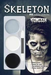 MAKE UP KIT - SKELETON