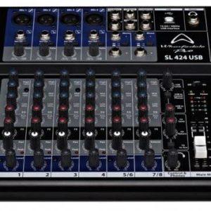 Wharfedale SL424USB Mixer