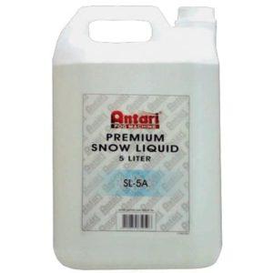 Antari Premium Snow Fluid 5 Litres