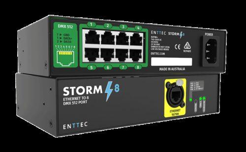 Enttec Storm 8