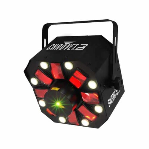 Chauvet DJ SWARM5FX LED DJ Effect Light with Laser