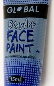 ULTRA BLUE - FACE & BODY PAINT - 15ml Tube