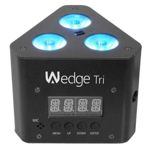 Chauvet DJ Wedge-Tri LED Wash Light