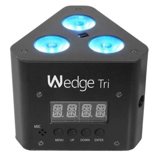 Chauvet DJ Wedge-Tri LED Wash Light