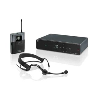 Sennheiser XSW1- ME3 Band B Headworn wireless system